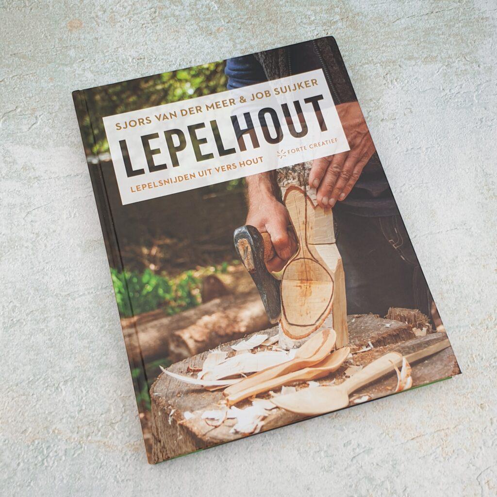 Book Lepelhout Cover