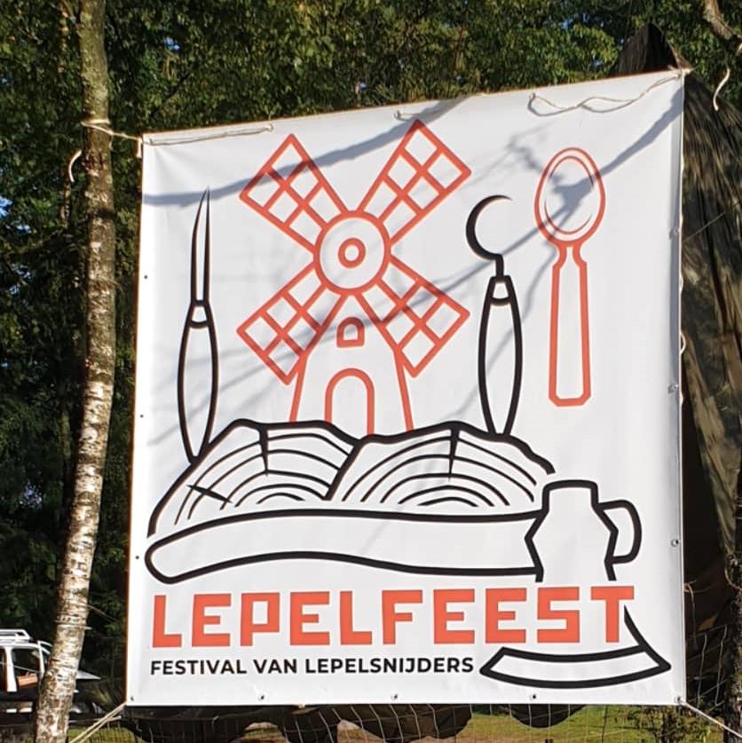 Dutch Spoon Festival banner